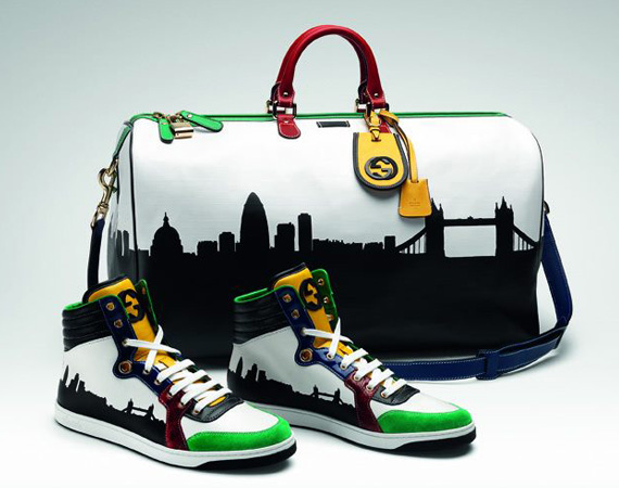 Gucci - City Series Collection - London | FreshnessMag.com