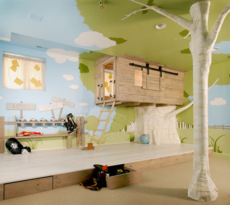 Kids Bedroom Layouts