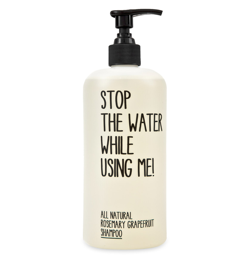- Stop The Water While Using Me! - Rosemary grapefruit shampoo 500ml