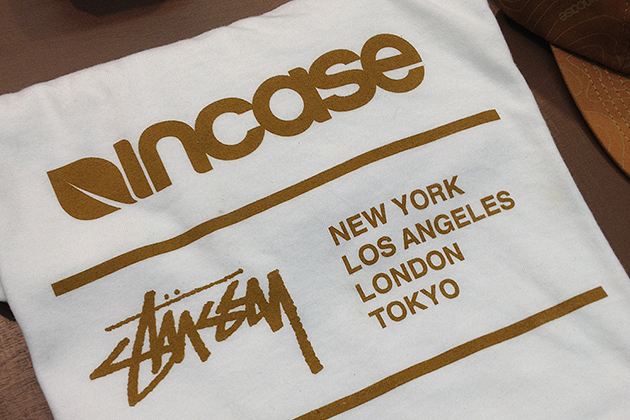 Incase x Stussy Collection Preview | Highsnobiety