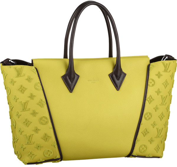Louis Vuitton W Bag Collection