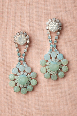 Perito Moreno Earrings in Bridesmaids & Partygoers Jewelry at BHLDN