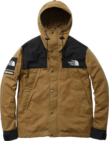 Supreme x The North Face - Fall/Winter 2010 Collection - FreshnessMag.com