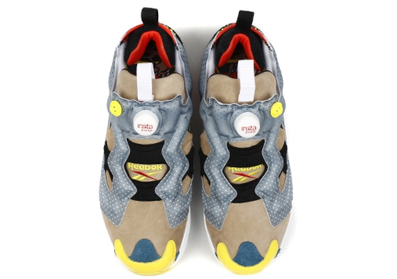 Bodega x Reebok Insta Pump Fury - SneakerNews.com
