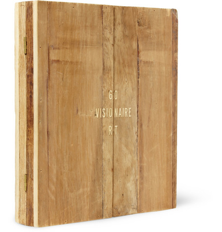 VisionaireReligion Limited Edition Hardcover Book by Ricardo Tisci in Wooden Case|MR PORTER