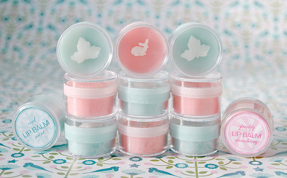 Hand Made Lip Balm by TorieJayne on Etsy