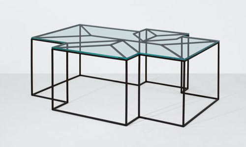 Geometric Sculptural Furniture by Ron Gilad