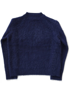 LOVE online store|WOMEN Suray Cable Knit (navy)
