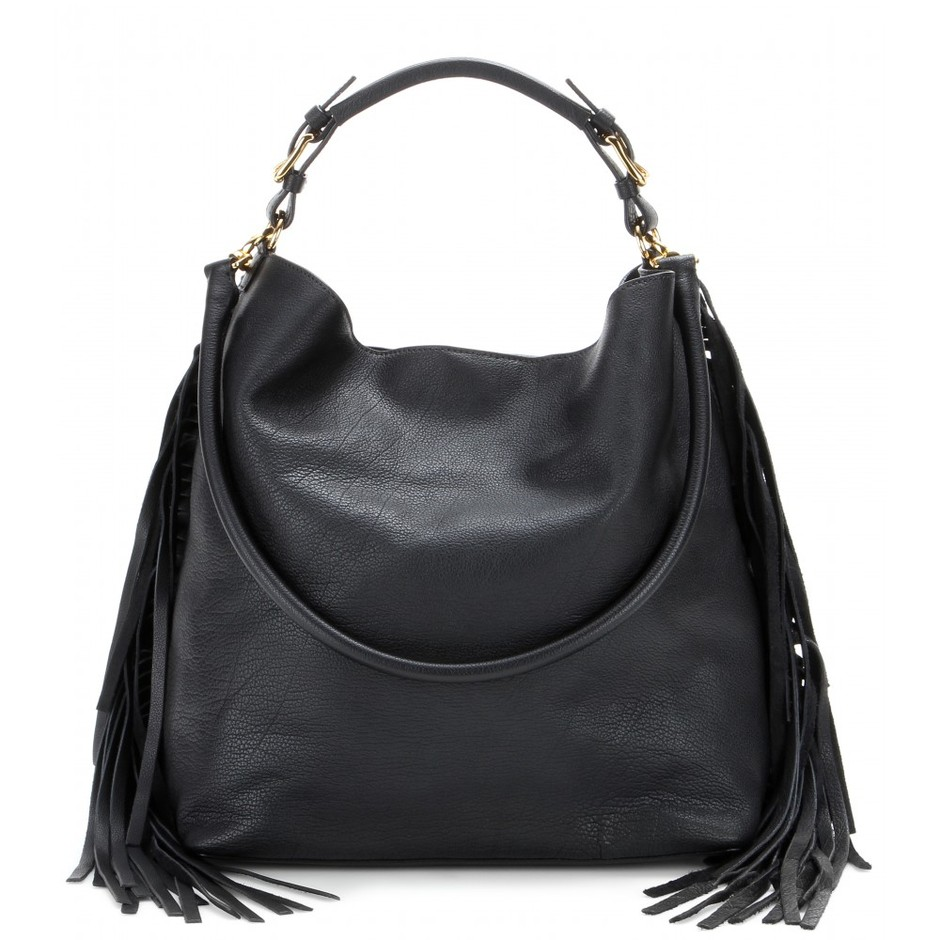 mytheresa.com - Fringed leather tote - Current week - New Arrivals - Marni - Luxury Fashion for Women / Designer clothing, shoes, bags