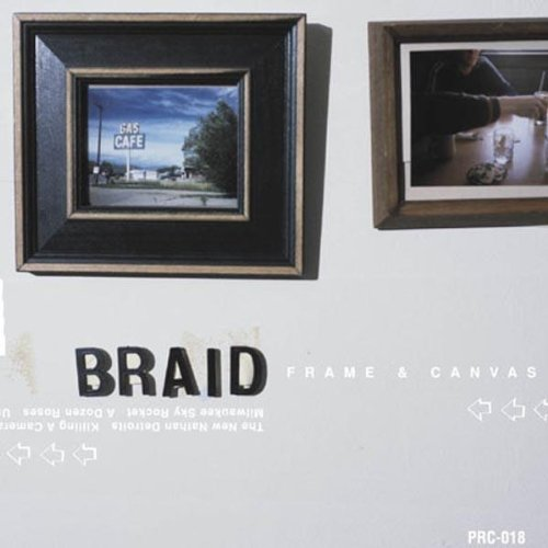 Amazon.co.jp: Frame & Canvas (Ogv) [12 inch Analog]: Braid: 音楽
