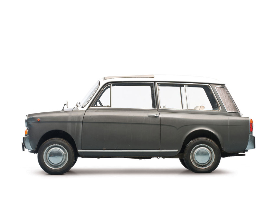 1965 NSU-Fiat Autobianchi Bianchina Panoramica | The Bruce Weiner Microcar Museum 2013 | RM AUCTIONS