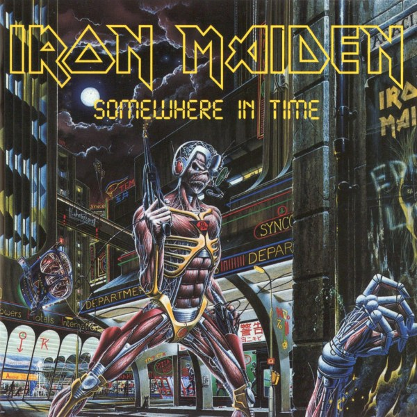 Images for Iron Maiden - Somewhere In Time