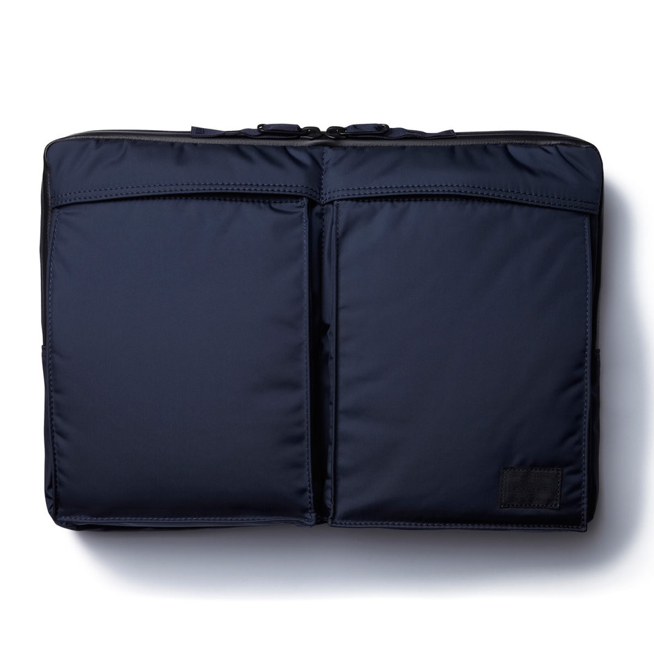 LAPTOP CASE 13inch|MASTER NAVY|HEAD PORTER ONLINE|ヘッド ポーター オンライン