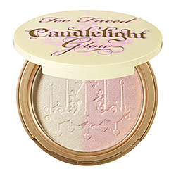 Candlelight Glow Highlighting Powder Duo - Too Faced   Sephora