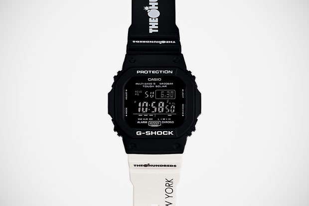 The Hundreds x Casio G-Shock GW-5610 | Hypebeast