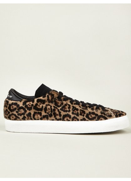Adidas Originals Men's Leopard Print Match Play Sneakers | oki-ni