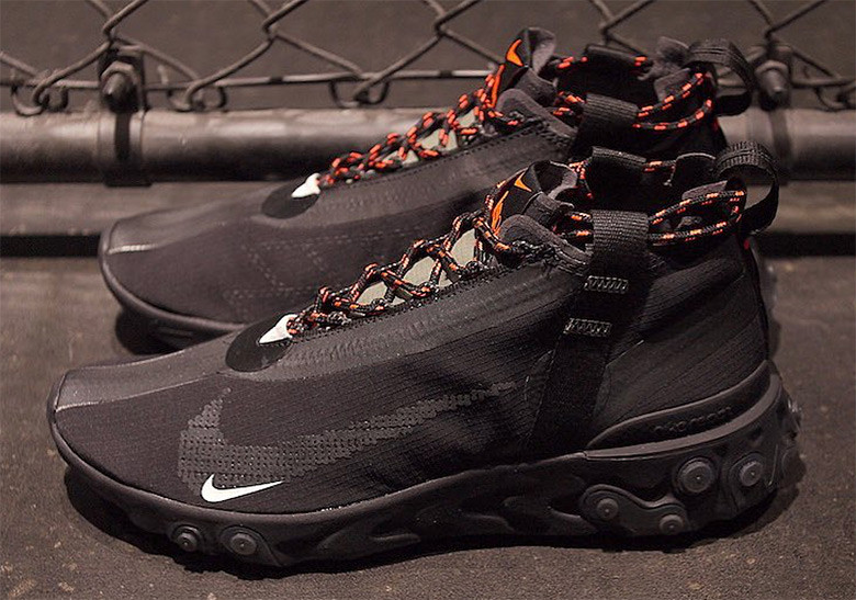 Nike ISPA React LW WR Mid Release Date | SneakerNews.com