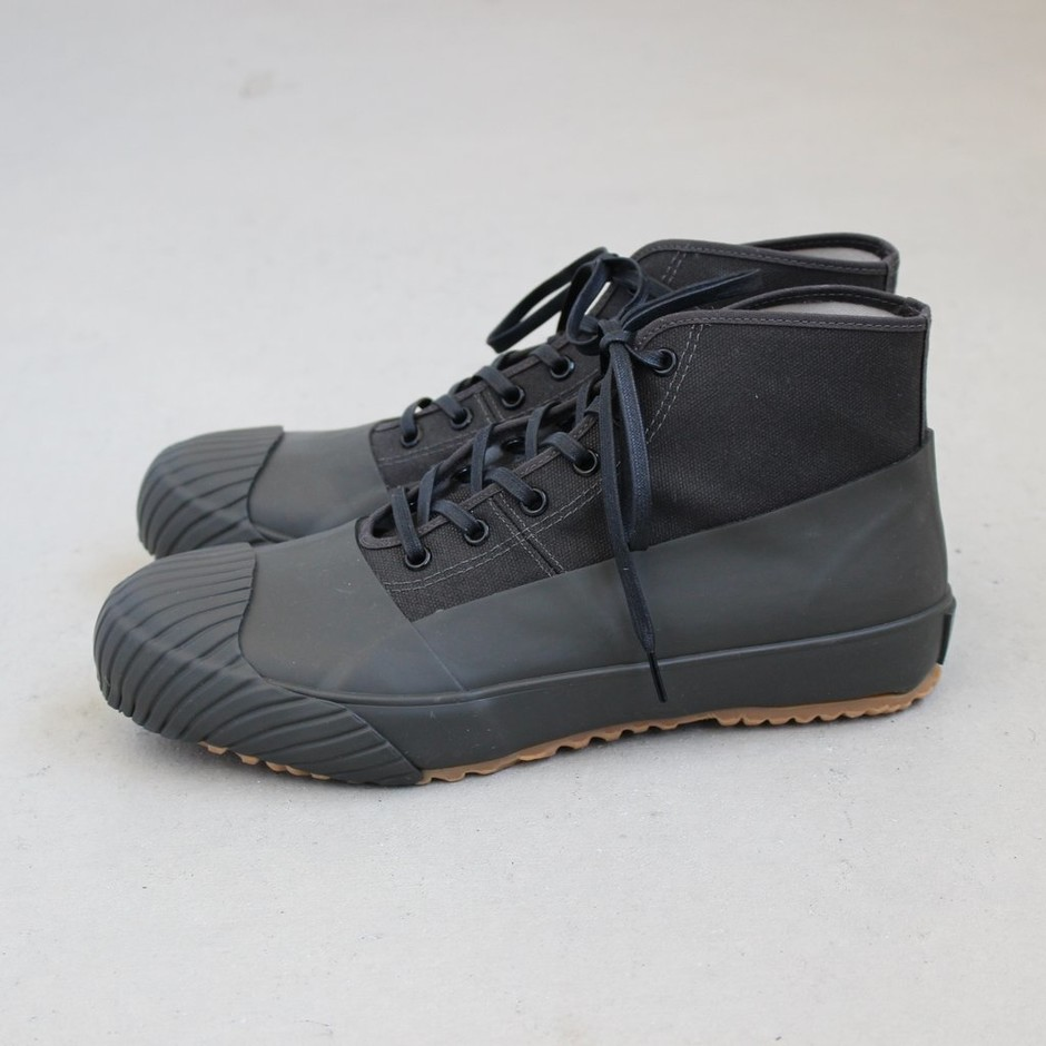 SHOES LIKE POTTERY - FINE VULCANIZED ALWEATHER C by Moonstar #charcoal