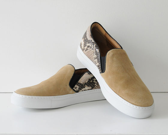 Fabio Rusconi:shoes 673 (beige)- CUL DE PARIS online store