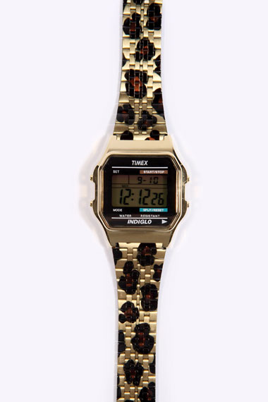Timex T80 Metal Leopard Watch Online | Shop at Style Compare