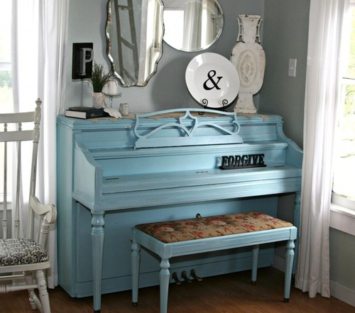 Lovely Things / Blue Piano   We Heart It