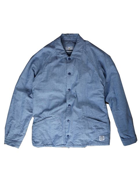 ENDS and MEANS Swing Coach Jkt | DOCKLANDS Store