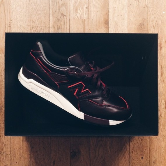 New Balance 998 Made in USA - Horween Leather - SneakerNews.com