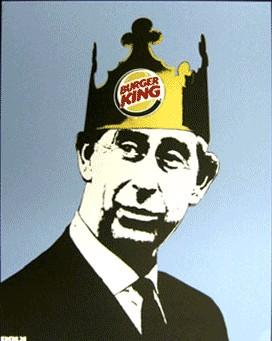 Dolk, The Burger King | Zarts.com