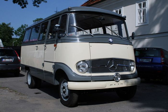 Hemmings Find of the Day – 1965 Mercedes-Benz O319 D bus | Hemmings Blog: Classic and collectible cars and parts