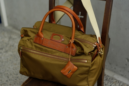 Felisi  Luggage with strap(Small) P4/6: MAPS(大阪・堺のセレクトショップ)の、新入荷商品紹介ブログ。