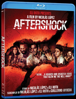 Aftershock (Blu-ray / DVD) Review - Dread Central