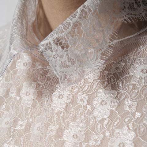 3939 Shop London | Unique product and art simone rocha, ivory net & lace top