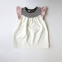 cotton blouse with Liberty print detail   little people