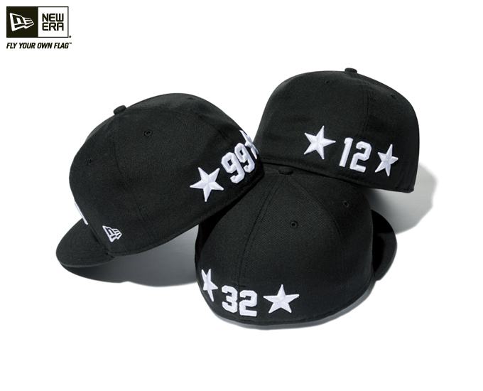 F.C.Real Bristol | PRODUCT | NEW ERA® NUMBERING 59 FIFTY CAP