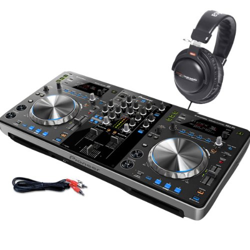 Amazon.co.jp: Pioneer XDJ-R1 + ヘッドホンSET: 楽器