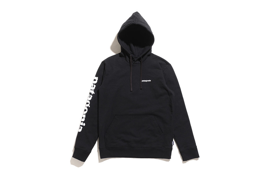Men's Tex Logo Uprisal Hoody-BLK