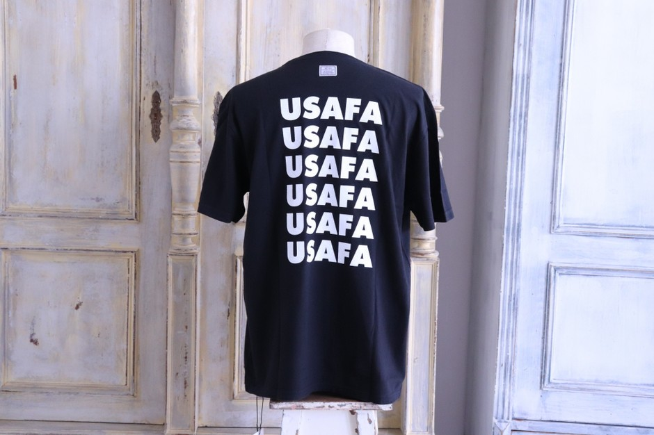 AIN'T / USAFA (BLACK) - circus e-boutique