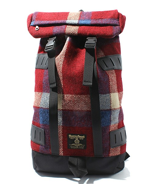 Ciaopanic (Mens) / HARRIS TWEED×Ciaopanic BACKPACK(バックパック) - ZOZOTOWN
