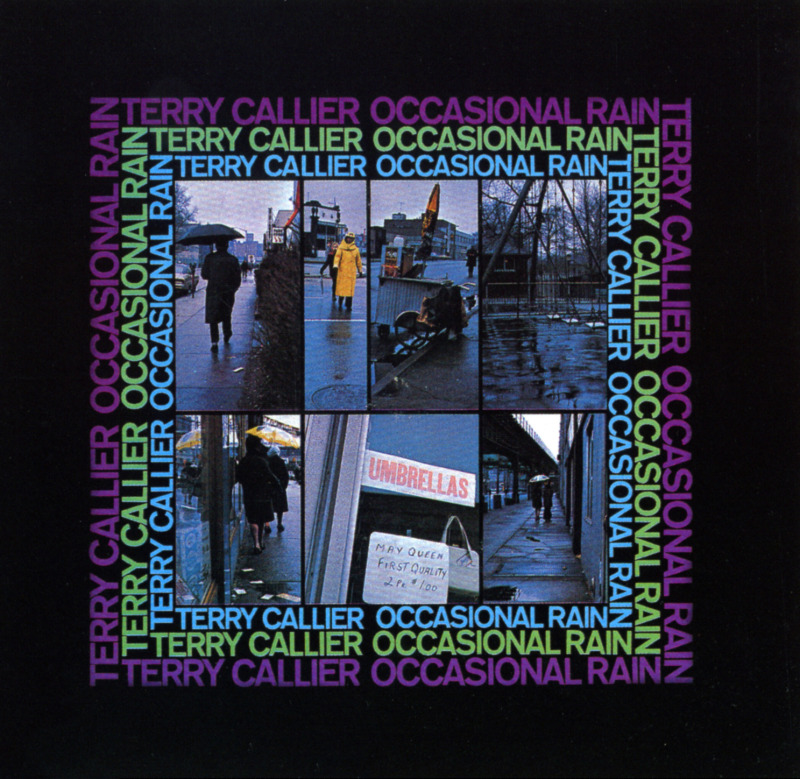 Flabbergasted Vibes: Terry Callier - Occasional Rain (1972)