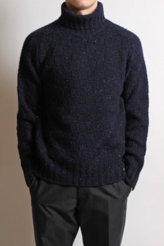 Dries Van Noten Tito knit at Autograph | Dries Van Noten AW11 Collection