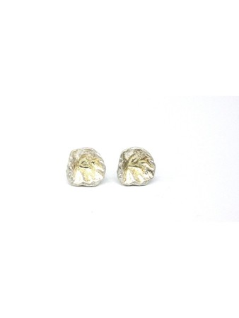 Single Poppy Earring - Golden