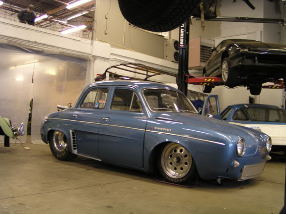 My 1965 VW Powered Renault Dauphine - Renault Owners Club Discussion Forums