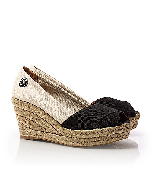 Color-blocked Filpa Wedge Espadrille | Womens Wedges | ToryBurch.com