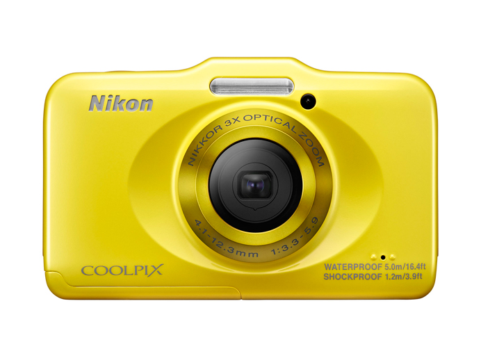 COOLPIX S31 - 外観図 | ニコンイメージング