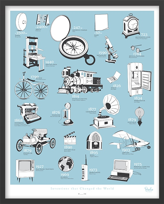 Varietats: Inspiration Through Inventions by Halo