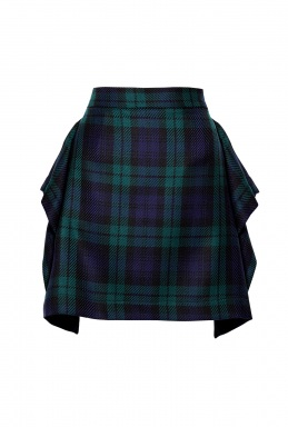 Vivienne Westwood Anglomania | Consort tartan Skirt by Vivienne Westwood Anglomania