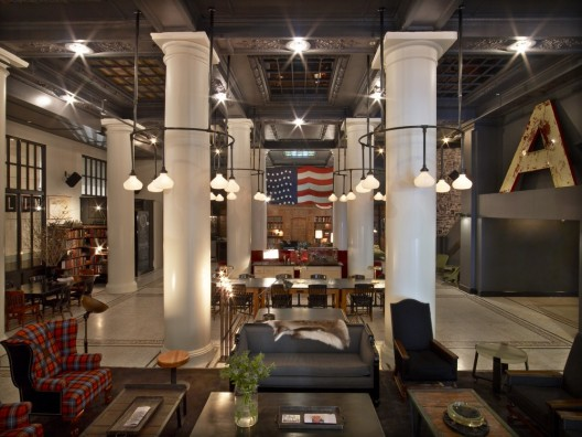 Ace Hotel | Architecture Documents