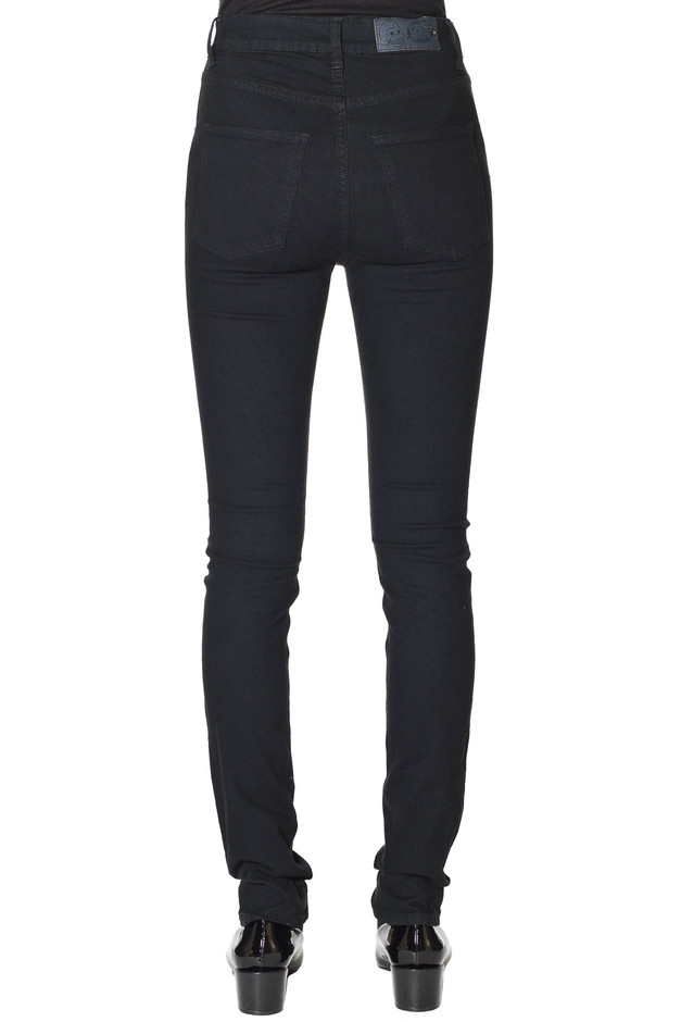 Second Skin Very Stretch Black | Jeans | CheapMonday.com