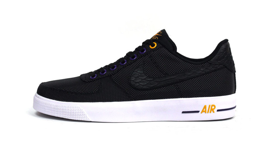 """AIR FORCE I AC """"LIMITED EDITION for NONFUTURE"""" BLK/BLK ナイキ NIKE 