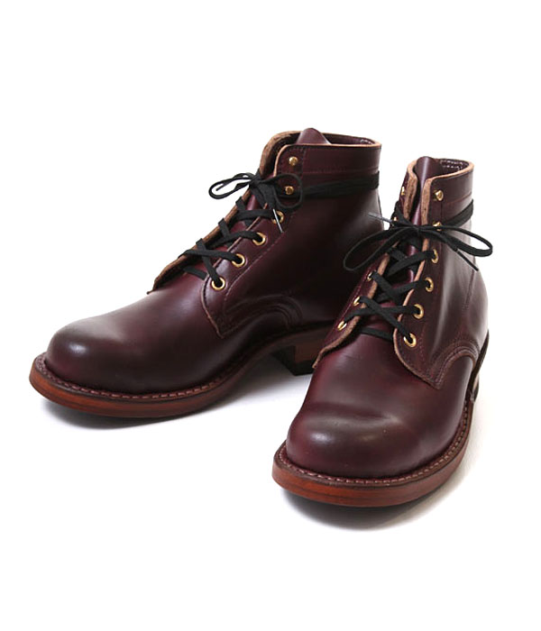 Whites Boots|ホワイツブーツ|SEMI DRESS #8 Burgundy #Leather Sole | ARKnets (アークネッツ)